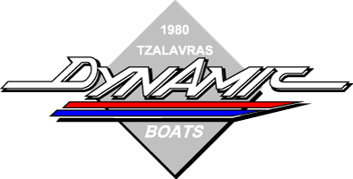 Fjord Boats for Charter by Dynamic Boats | Tzalavras Retina Logo